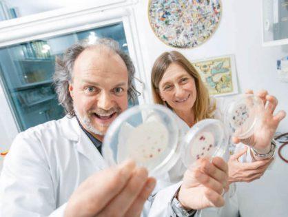 Forschen & Entdecken: Wiener Wasser unter dem Mikroskop
