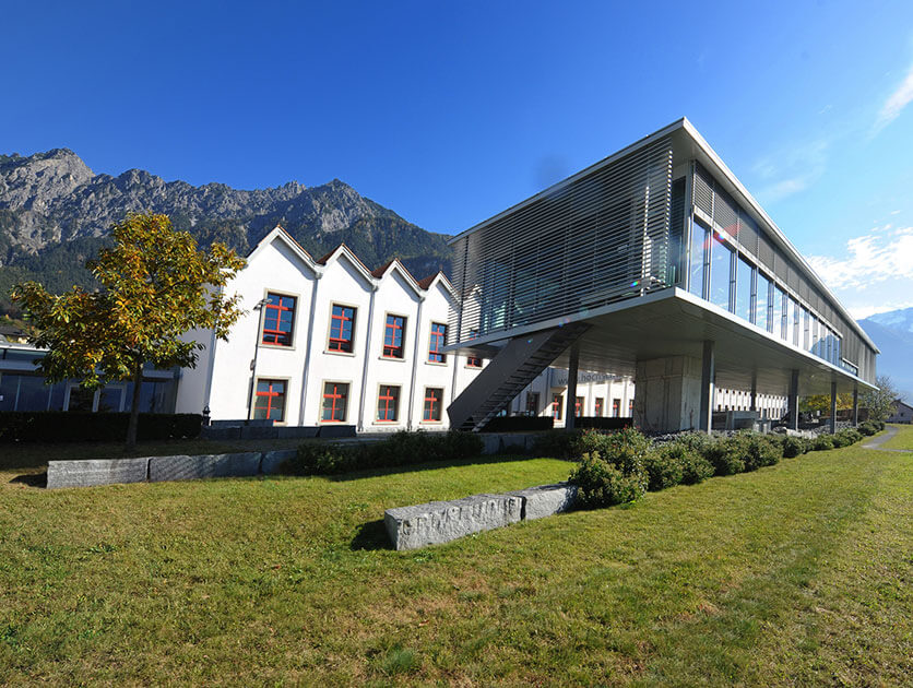 Medientrainings - Universität Liechtenstein