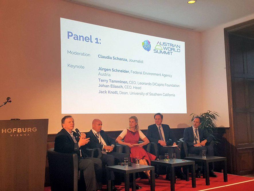 R20 Austrian World Summit